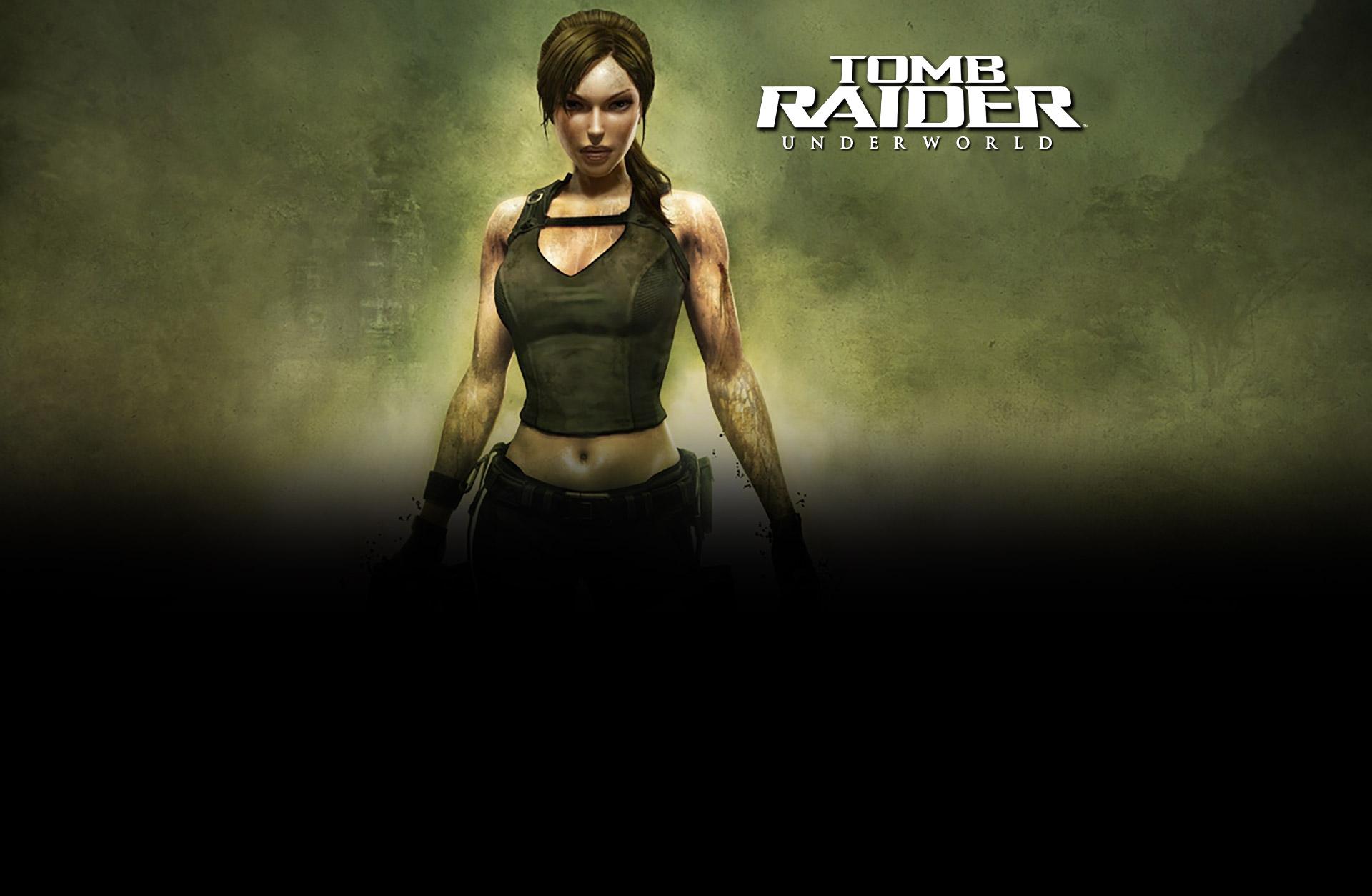 Buy Tomb Raider Underworld On Gamesload