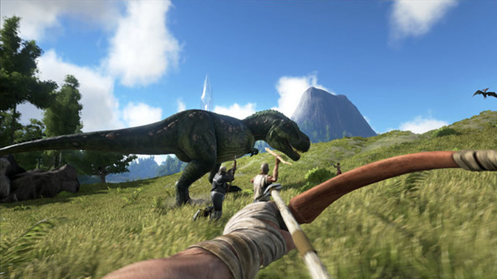 ARK: Survival Evolved | GAMESLOAD