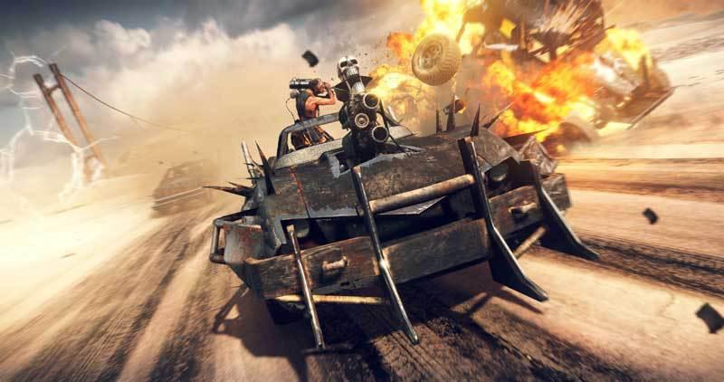 Mad Max | GAMESLOAD